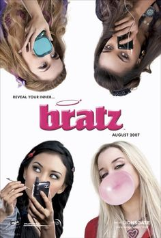 Bratz , starring Skyler Shaye, Janel Parrish, Logan Browning, Nathalia Ramos. During their first year of high school, four best girlfriends face off against the domineering student body president who wants to split them up into different social cliques. #Comedy #Family #Music