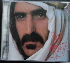 frank zappa sheik yerbouti album | cd frank zappa - sheik yerbouti - usado - raro