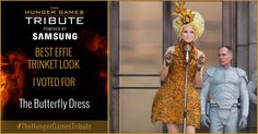 I voted for The Butterfly Dress as Tribute for The Hunger Games Tribute Awards #TheHungerGamesTribute  tribute.thehungergames.movie