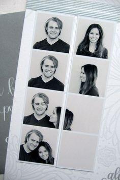 Cute engagement pic idea...