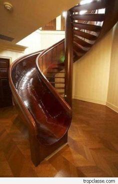 Escalier pratique