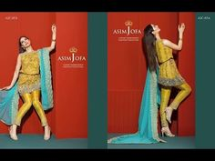 Asim Jofa Latest Fall Winter Collection For Girls 2017 Latest style
