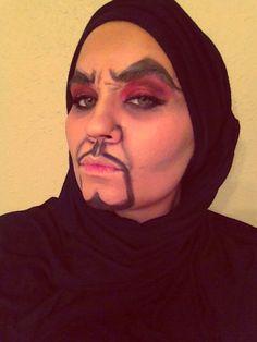 aladdin makeup - Google Search