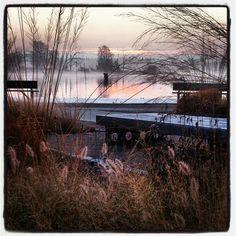 De fyra årstidernas park Sölvesborg design #PietOudolf