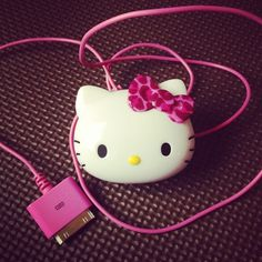 Hello Kitty Charger!