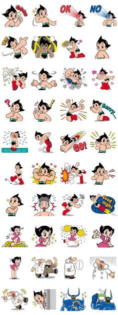 画像 - Astro Boy by Tezuka Productions - Line.me