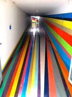 Markus Linnenbrink, Visitors Tunnel