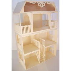Maison de poupées Clarisse Minicrea