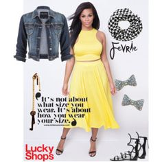 lucky plus-size