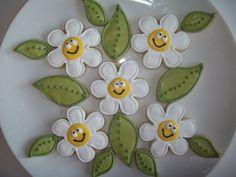 happy Daisy cookies