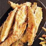 Parmesan-Coated Potato Wedges