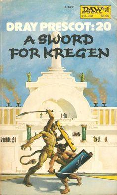 Alan Burt Akers. A Sword for Kregen.