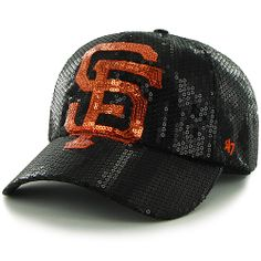San Francisco Giants Dazzle Clean Up Adjustable Cap by '47 Brand - MLB.com Shop