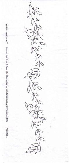 Embroidery Pattern from (4) Gallery.ru / Фото #1 - приложение к ручной вышивке - laposhka7. jwt