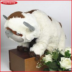 50CM The Last Airbender Resource Appa Avatar Stuffed Animals Plush Doll Cow OX Toy Gift Kawaii Plush Toys Unicorn Pillow Cattle |  Buy online 50CM The Last Airbender Resource Appa Avatar Stuffed Animals Plush Doll Cow OX Toy Gift Kawaii Plush Toys Unicorn Pillow Cattle only US $24.42 US $20.27. We provide the best deals of finest and low cost which integrated super save shipping for 50CM The Last Airbender Resource Appa Avatar Stuffed Animals Plush Doll Cow OX Toy Gift Kawaii Plush Toys…