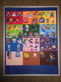 This is my Super Smash Bros. project which i had been working hard & nonstop on this past month. I made this arts & crafts project with this stu. Super Smash Bros, Craft Projects, Arts And Crafts, Deviantart, Artist, Painting, Artists, Painting Art, Paintings