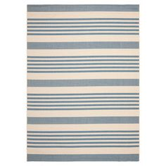 I pinned this from the From Deck to Dining Room - Charming Rugs for Indoors & Out event at Joss and Main!