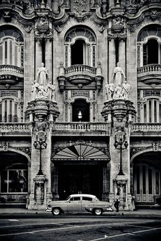 GRAN TEATRO DE LA HABANA, Havana, Cuba by somebody_, via Flickr