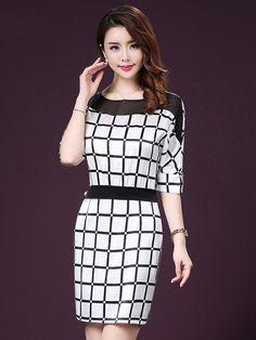 váy đầm phong cách Hàn Quốc