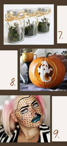Spooky Outdoor DIY Halloween Decorations Halloween DIY Projects - halloween diy crafts