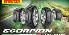 pirelli scorpion verde