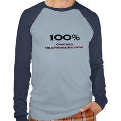 100 Percent Chartered Public Finance Accountant T Shirt, Hoodie Sweatshirt