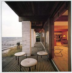 Kjaerholm house 2 by warymeyers blog, via Flickr