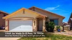 19 best homes for rent in northeast el paso texas images el paso rh pinterest com
