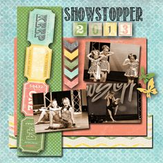 Stampin' with Riley: Showstopper 2013 {MDS}