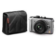 Nano VII Camera Pouch Black MB SCP-7BB - Mirrorless/CSC/Bridge Cameras | Manfrotto