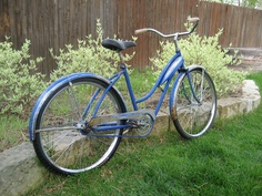 Women's Western Flyer Bicycle - mine is red