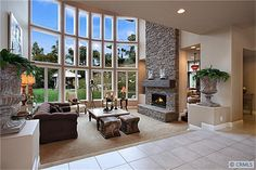 love these windows in the living room! 9 EMERALD Gln, Laguna Niguel, CA 92677