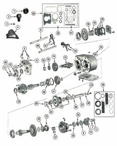 interactive diagram jeep tj engine parts 4 liter 242 amc 1993 Jeep Wrangler Gas Mileage transfer case dana 300 exploded view diagram the dana 300 is found in 1980 1986