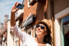 Aunque lo neguemos, todos pecamos con las selfies así que qué mejor que tomarlas en estos lugares espectaculares.