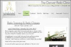 Denver Reiki Clinic - Reiki Training and Healing in Denver, Colorado