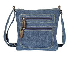 New Trending Purses: JollyChic Small Denim Bag Mini Crossbody Bag with 2 External Zip Pockets (Denim). JollyChic Small Denim Bag Mini Crossbody Bag with 2 External Zip Pockets (Denim)   Special Offer: $9.99      111 Reviews Jollychic is one of the web's first online stores and has been helping the fashion-conscious look fabulous since 2008.Jollychic provides popular garments for both...