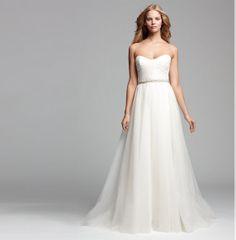 Nordstrom.com – NOUVELLE Amsale Beaded Wedding Gown