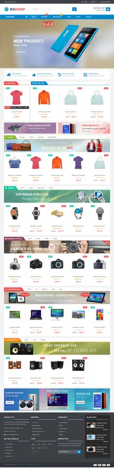 204 Best PrestaShop Responsive Themes images in 2018