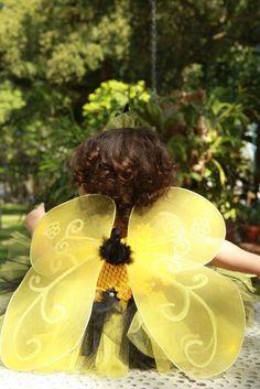 Festa da abelhinha , bumblebee party , bumblebee dress, roupa de abelhinha , fantasia abelhinha