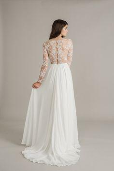 SIENA wedding dress by Sally Eagle Bridal
