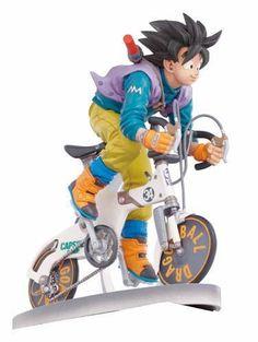 DESKTOP REAL McCOY #Dragon Ball Z Son #Goku 02. Son goku Figurine...I WANT.