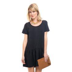 Cooper & Ella Black Gemma Dress | $225.00