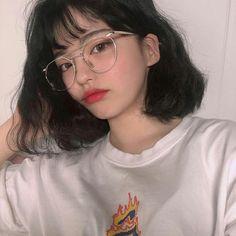 cute girl ulzzang 얼짱 hot fit pretty kawaii adorable beautiful korean japanese asian soft grunge aesthetic 女 女の子 g e o r g i a n a : 人 Pelo Ulzzang, Ulzzang Korean Girl, Cute Korean Girl, Asian Girl, Ulzzang Girl Selca, Korean Beauty, Asian Beauty, Korean People, Uzzlang Girl
