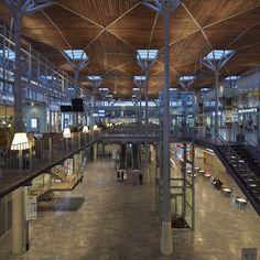 Gallery of Casa-Port Railway Station / AREP - 13
