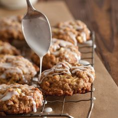 Apple-Oatmeal Cookies - Paula Deen Magazine