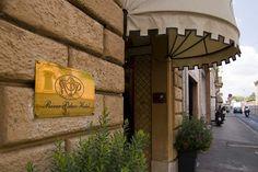 River Palace Hotel | 4-Star Hotel - Rome, Italy #honeymoon #italy #rome