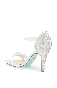 Blue by Betsey Johnson 'Bow' Sandal   Nordstrom