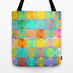 Multitudes Tote Bag by Mirimo | Society6