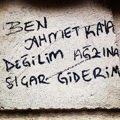 Ich schrieb an die Wand Graffiti stille Notiz Graffiti Liebe # Graffiti .