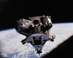 NASA APOLLO 9 LUNAR MODULE ASCENT STAGE 11x14 SILVER HALIDE PHOTO PRINT    eBay